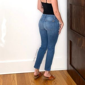 Joe's Jeans, The Icon Mid Rise Skinny Jeans